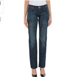 Miss Sixty Eden Straight jeans size 25 / 4